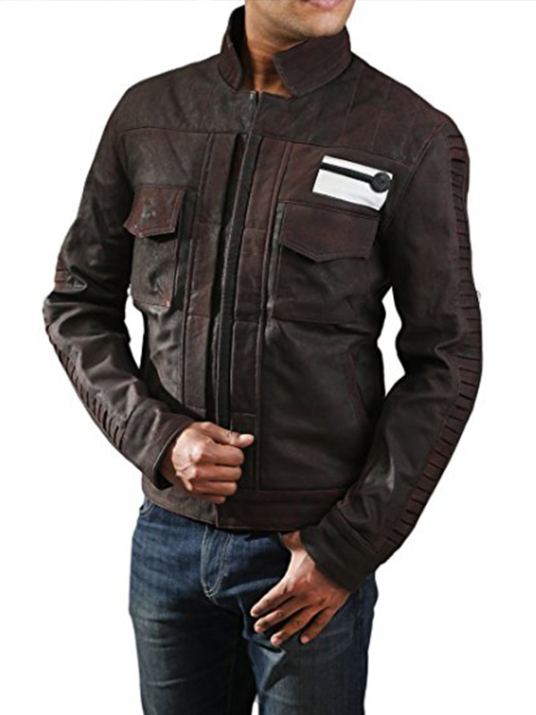 Diego Luna Rogue One A Star Wars Story Leather Jacket