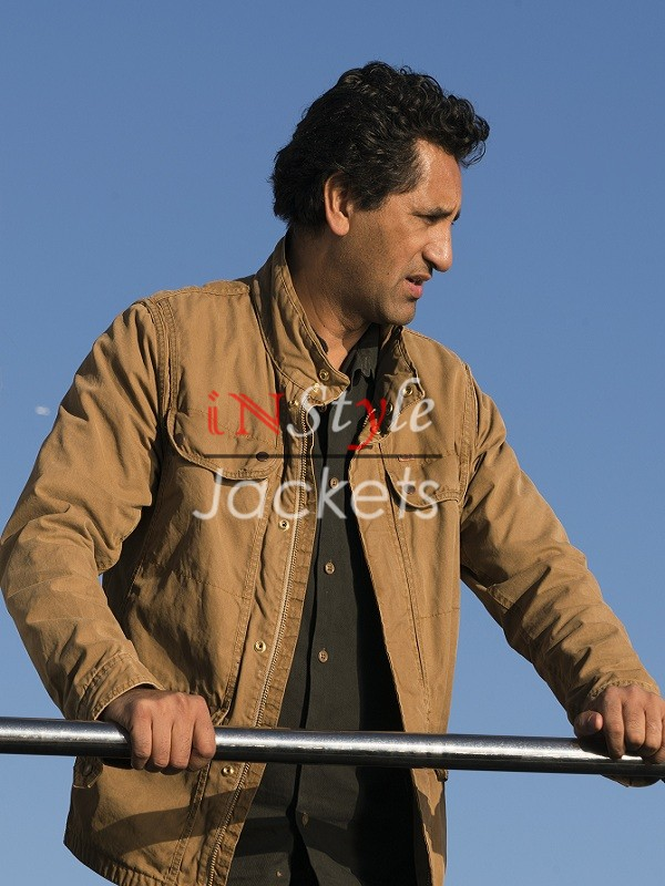 Fear The Walking Dead TV Series Travis Manawa Jacket