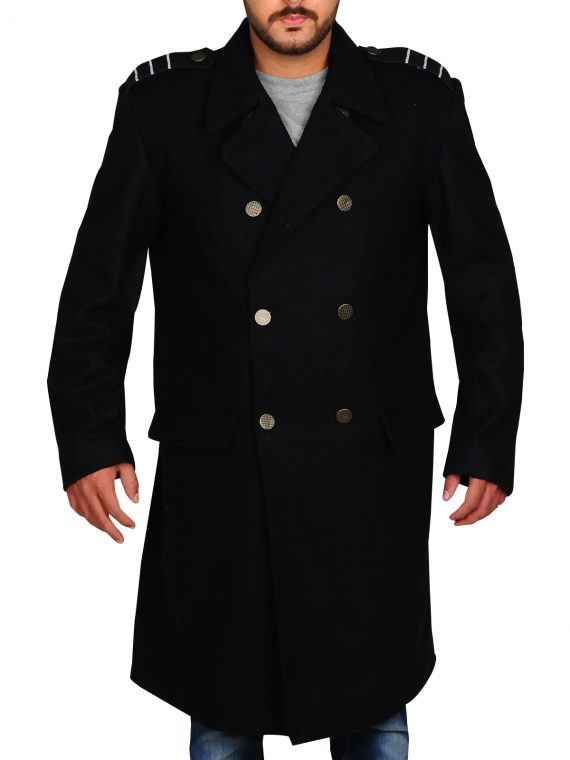 Jack Harkness Doctor Who Coat