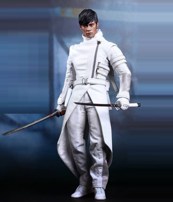 LEE BYUNG HUN G.I JOE RETALIATION WHITE COAT