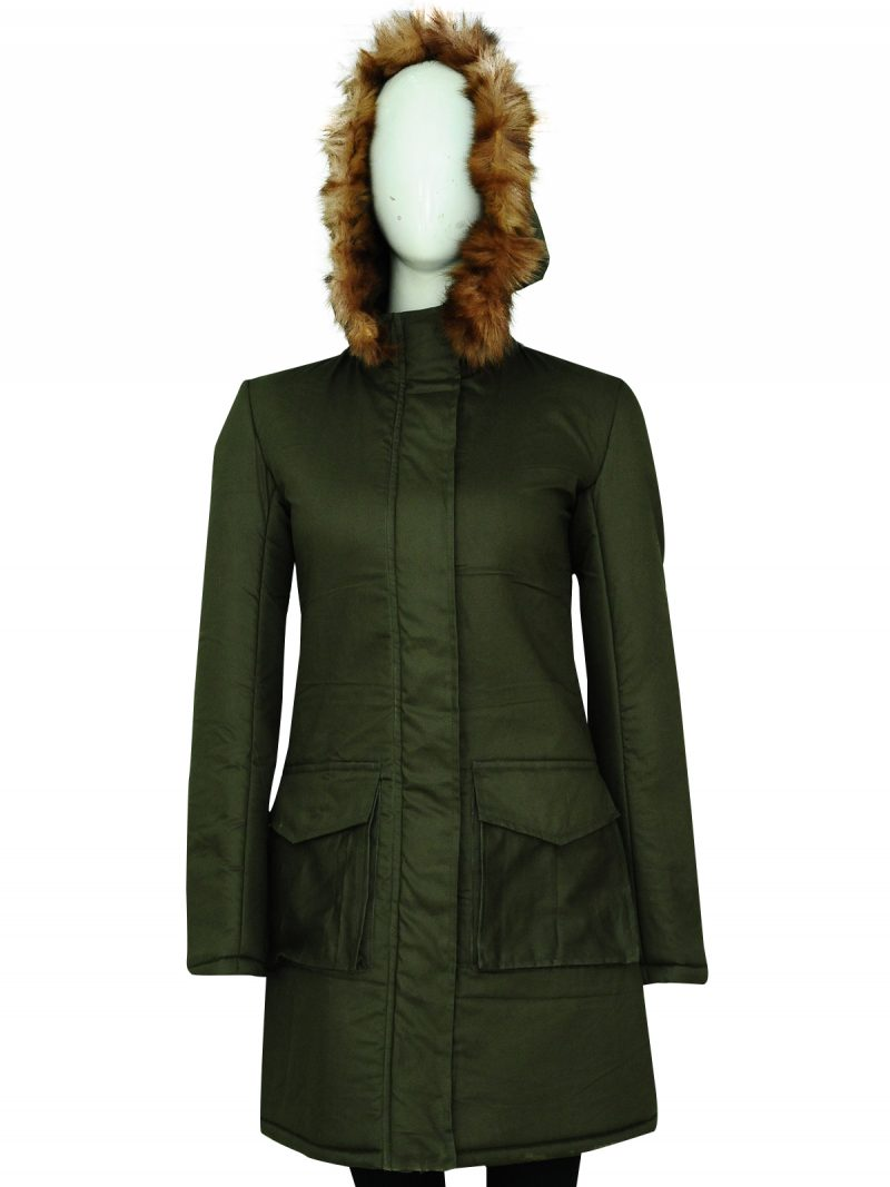 Marcella TV Marcella Backland Coat