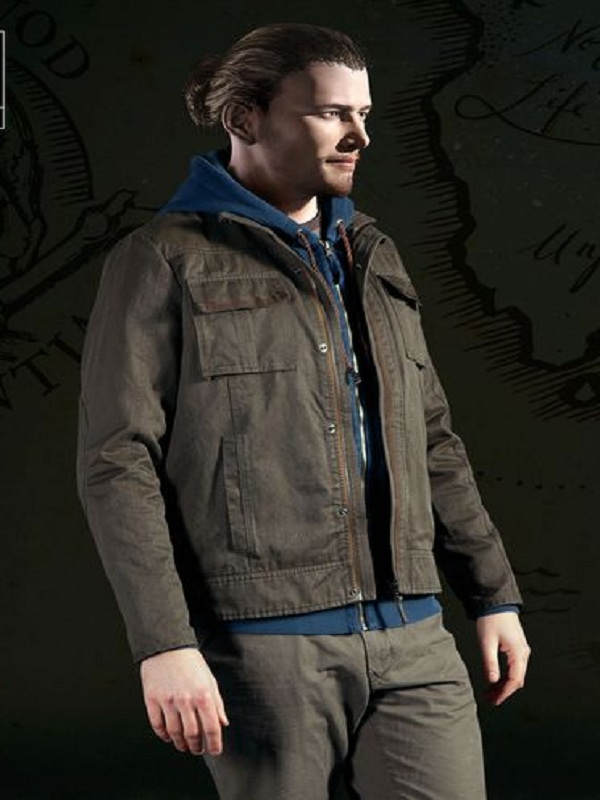 Nathan Drake Uncharted 4: A Thief's End Jacket