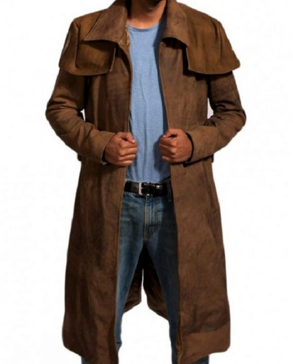 Ncr Veteran Ranger Fallout New Vegas Armor Stylish Coat