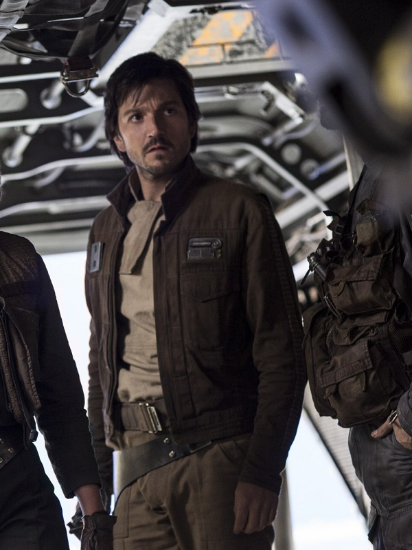 Rogue One Brown Jacket