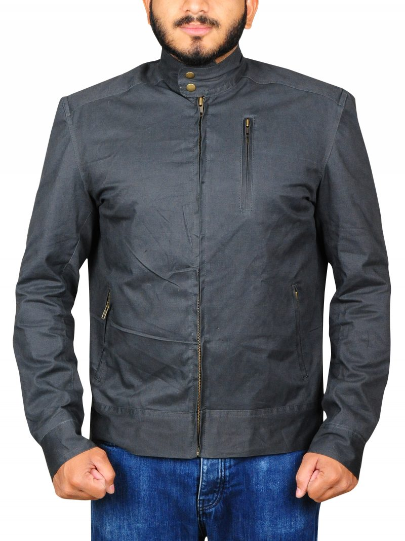 Shooter Bob Lee Swagger Cotton Jacket