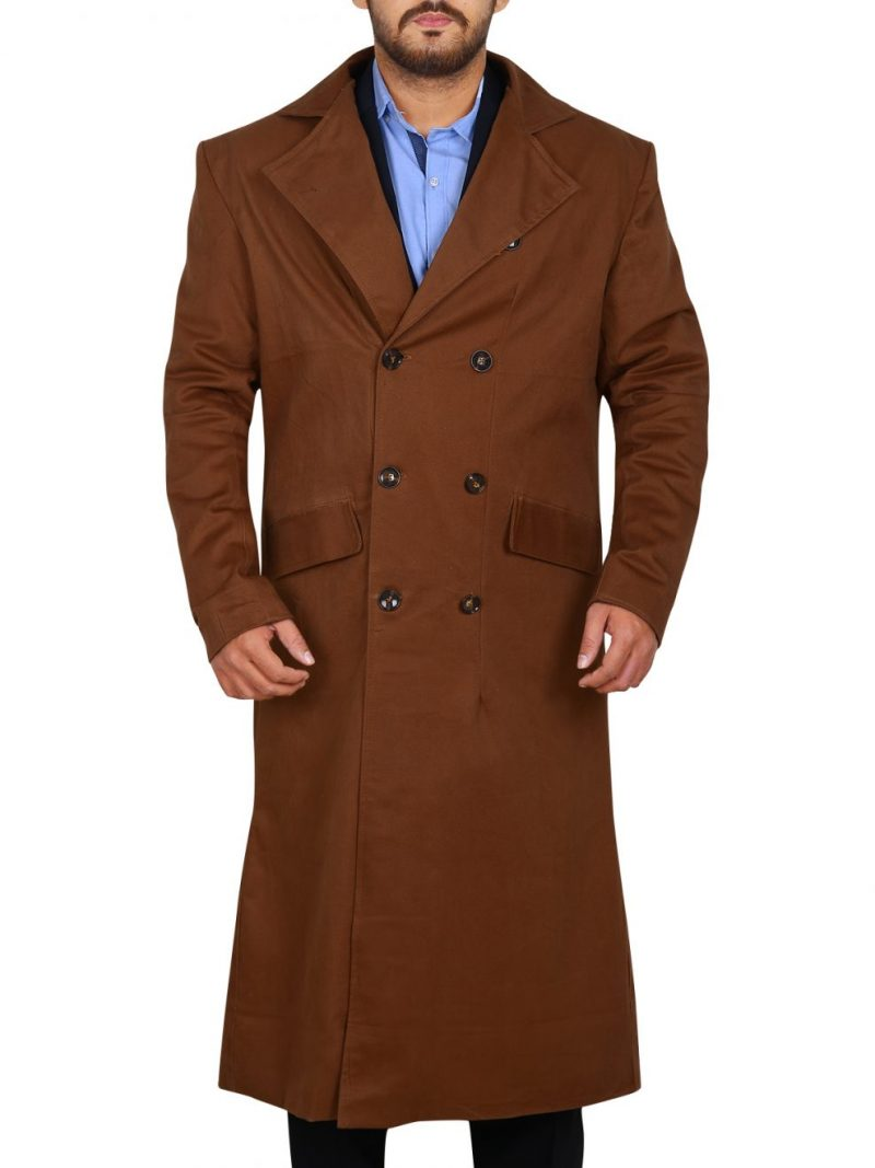 Doctor Who David Tennant Trench Coat,