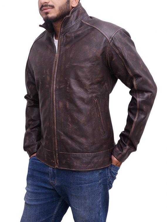 Damon Bourne Sequel Jason Matt Jacket
