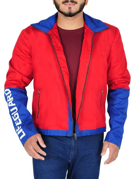 Dwayne Johnson Movie Red Jacket