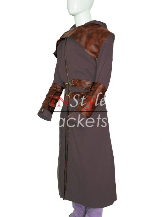 Manu Bennett The Shannara Chronicles Costume