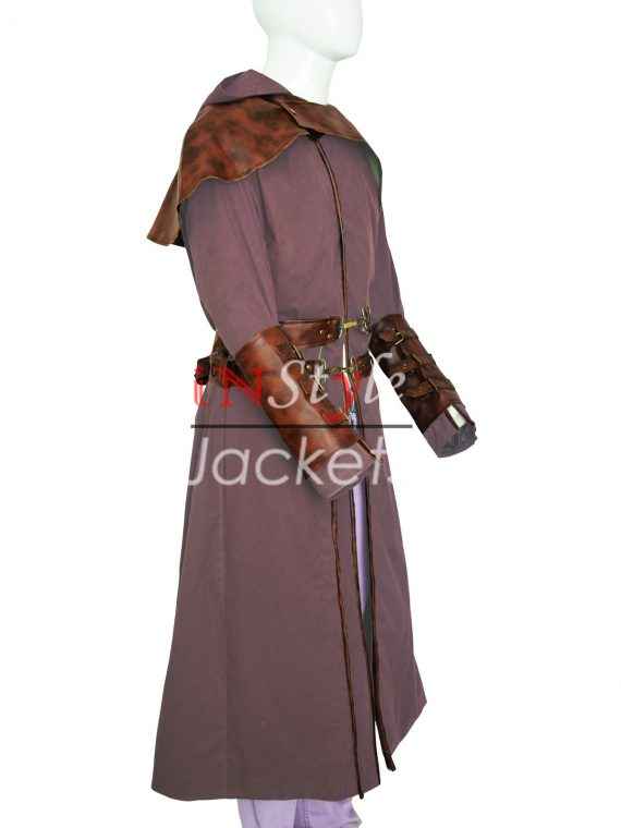 Manu Bennett The Shannara Chronicles Leather Costume