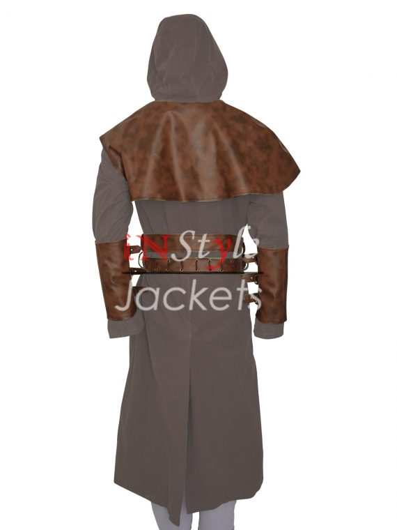Shannara Chronicles Allanon Coat