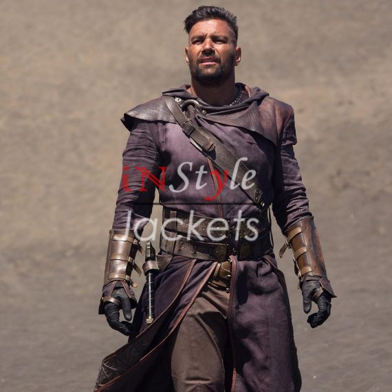 The Shannara Chronicles Allanon Leather Coat