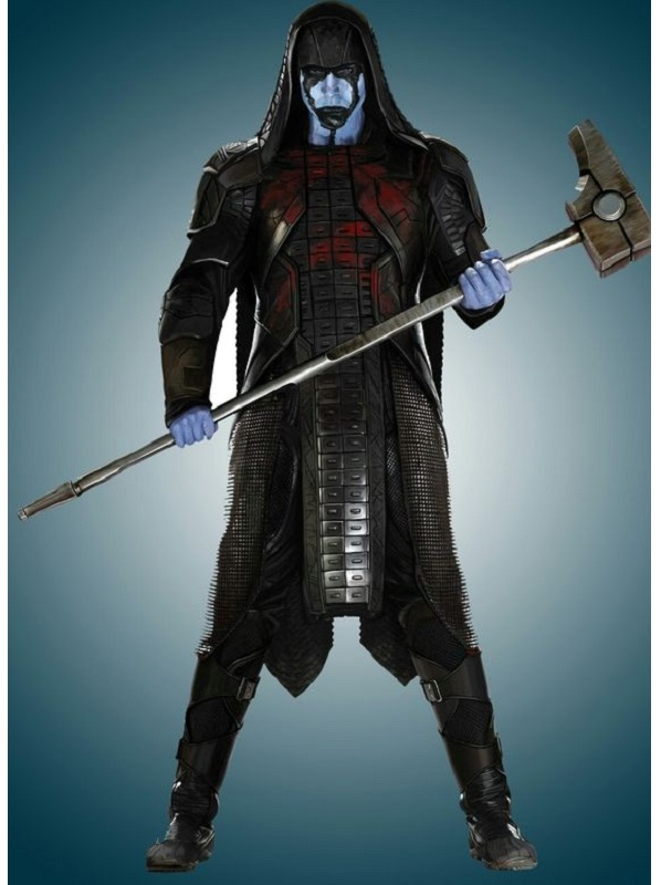 Guardians of the Galaxy Ronan Costume Coat