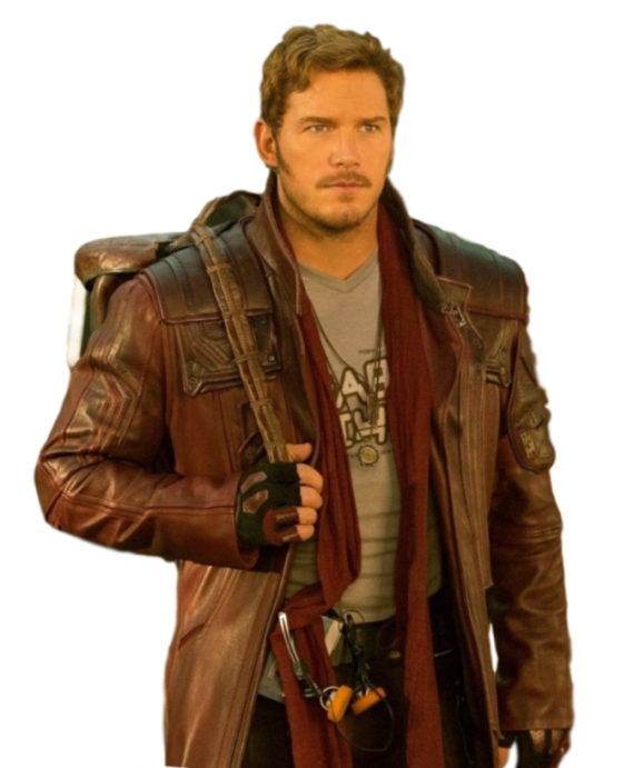 Guardians of the Galaxy Vol. 2 Chris Pratt Coat