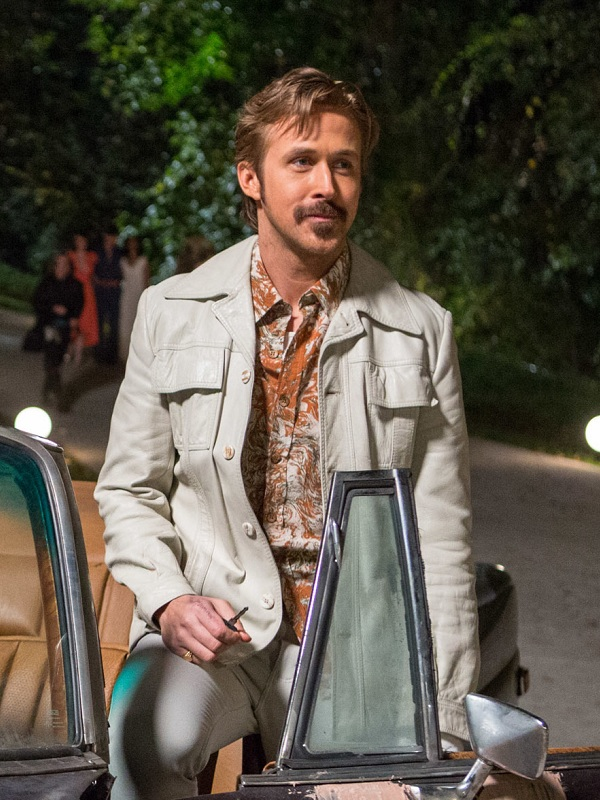 Ryan Gosling The Nice Guys Cotton Jacket