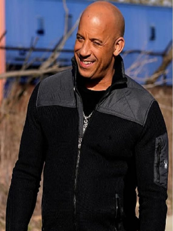 Vin Diesel xXx The Return Of Xander Cage Cotton Jacket