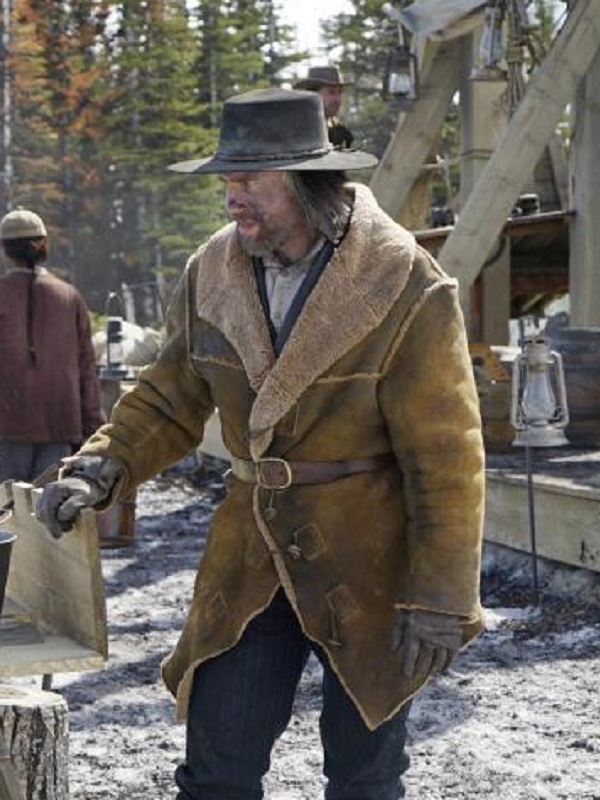 Hell on Wheels TV Series Cullen Bohannon Coat