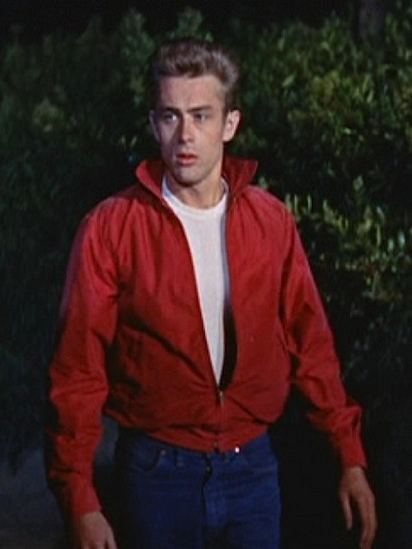 James Dean Rebel Without A Cause Cotton Jacket