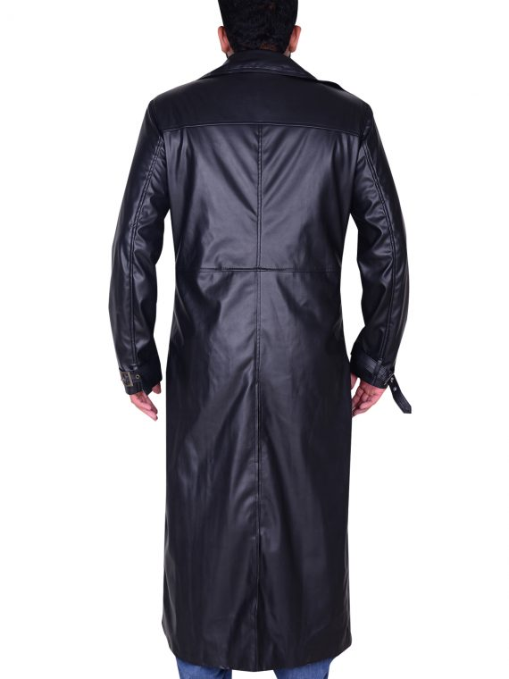 Albert Wesker Costume Leather Coat