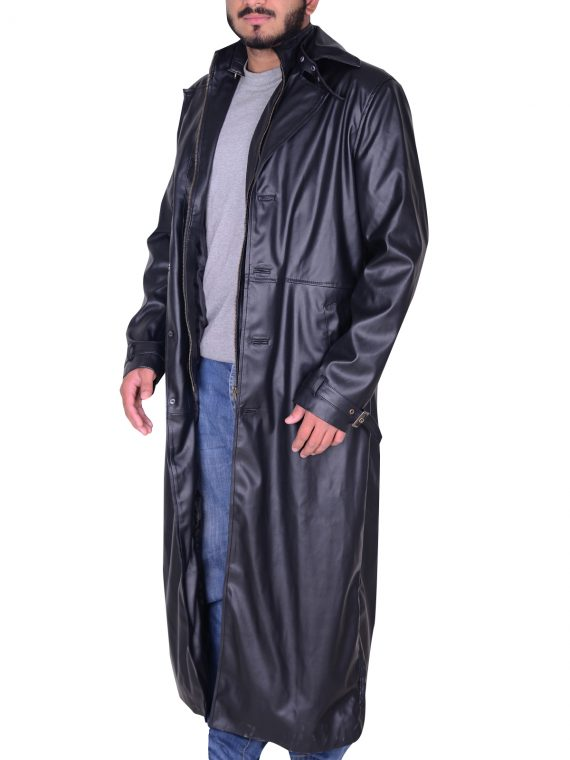 Albert Wesker Resident Evil 5 Leather Coat