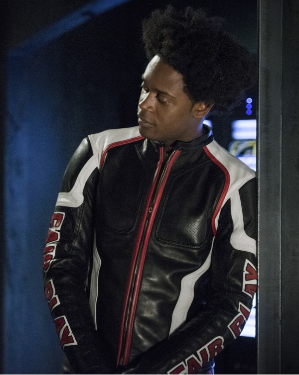 Arrow Curtis Holt Echo Kellum Jacket