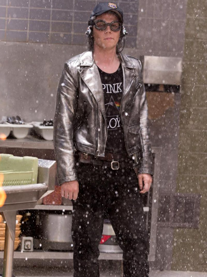 Evan Peters X Men Quicksilver Jacket