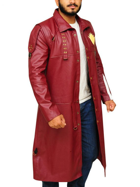 Galaxy Yondu Guardians Of The Udonta Leather Coat