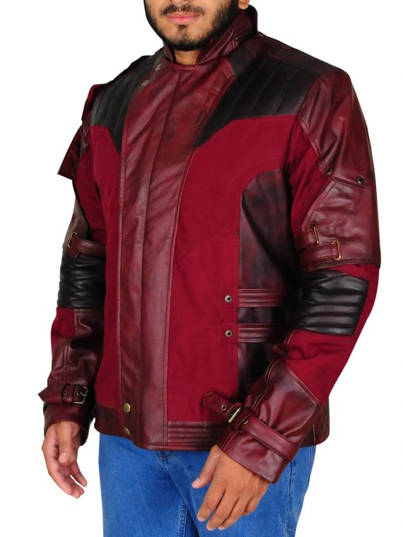 Guardian Of The Galaxy Star Lord Jacket
