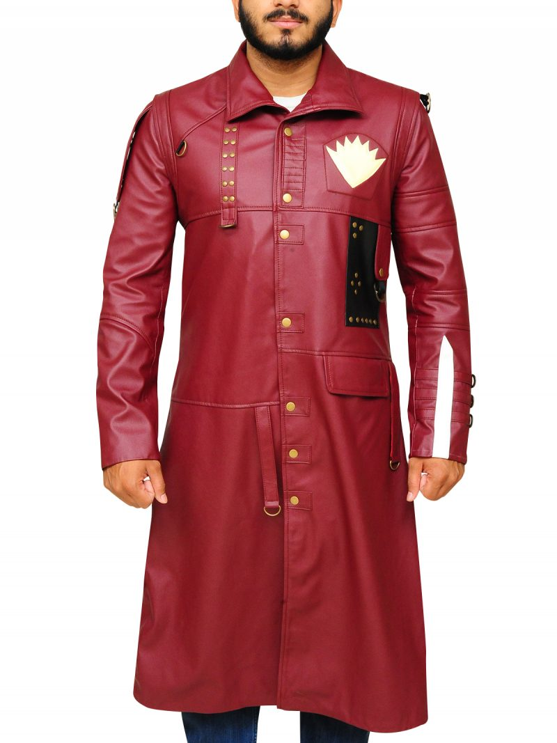 Guardians Of The Galaxy Yondu Udonta Coat