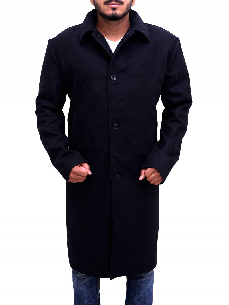 Justified Trench Coat