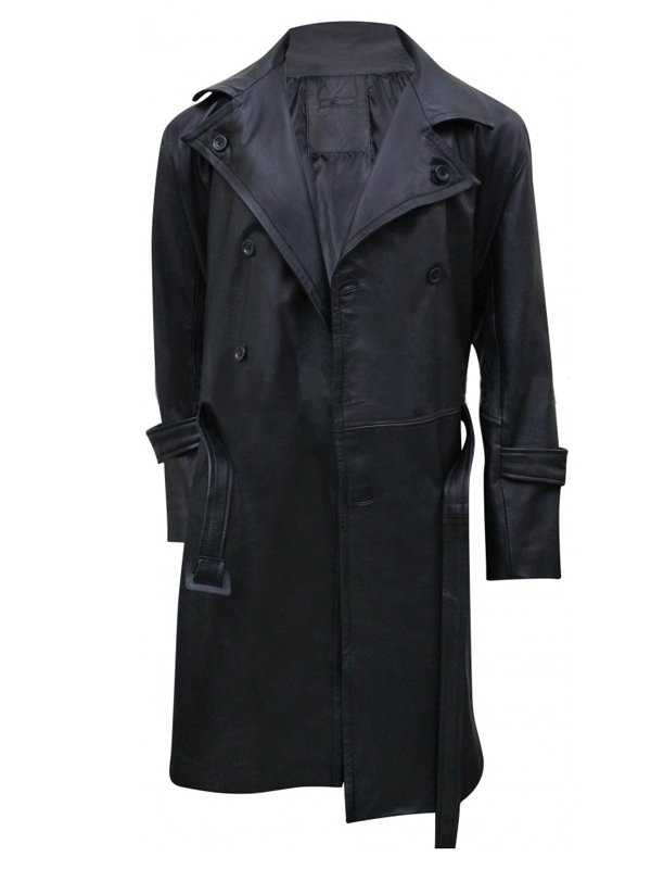 Karl Ruprecht Kroenen Hellboy Costume Coat