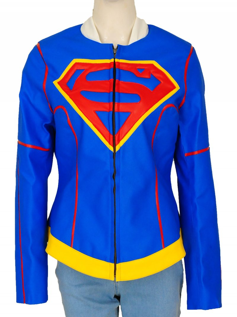 Kara Danvers Supergirl Costume Jacket