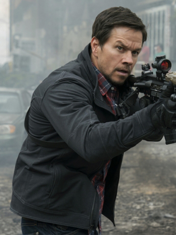 Mark Wahlberg Movie Mile 22 Jacket