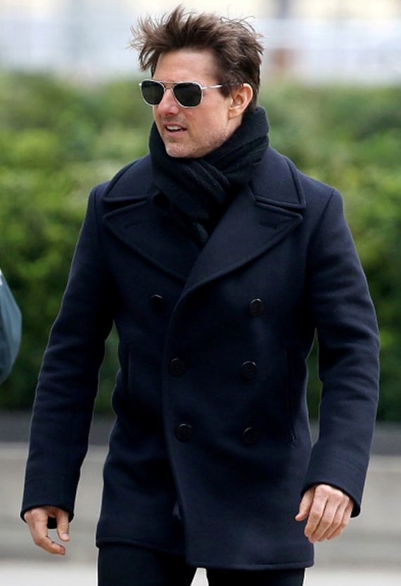 Tom Cruise Mission Impossible 6 Ethan Hunt Coat
