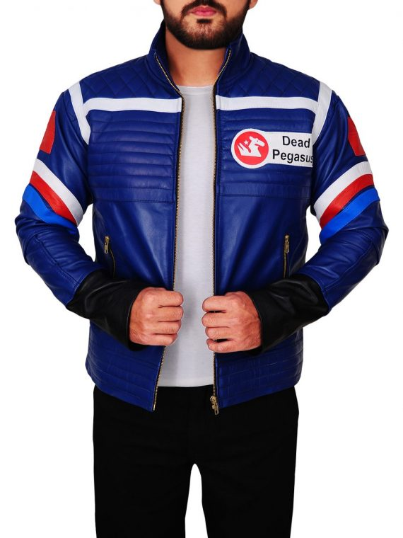 My Chemical Romance Band Party Poison Jacket,