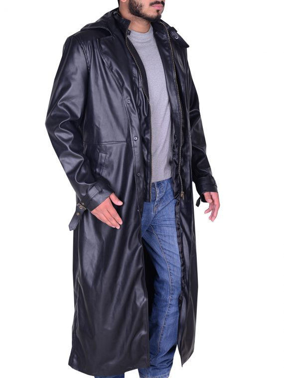 Resident Evil 5 Costume Leather Coat