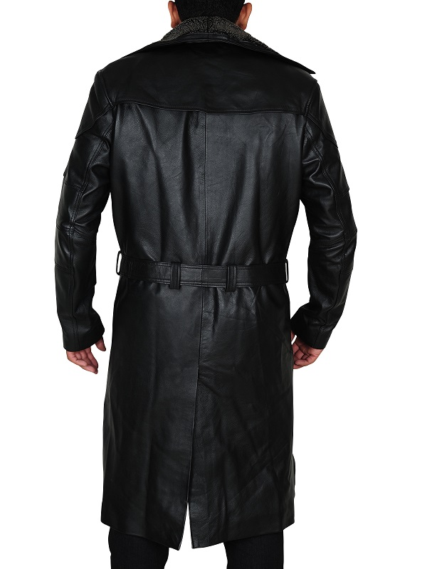 Ryan Gosling Blade Runner 2049 Leather Coat