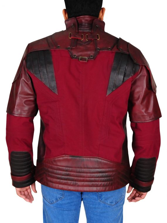 Star Lord Guardian Of The Galaxy Jacket