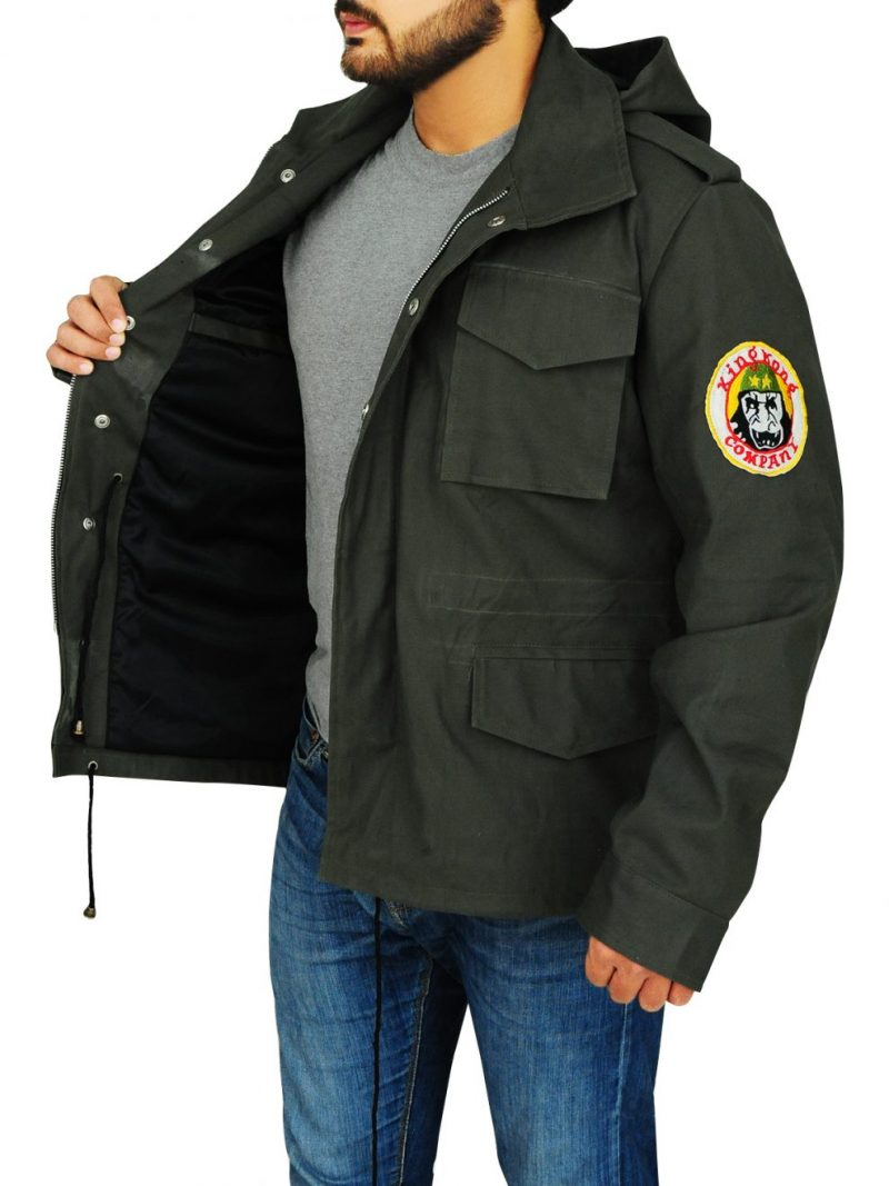 Taxi Driver M-65 Robert De Niro Cotton Jacket,
