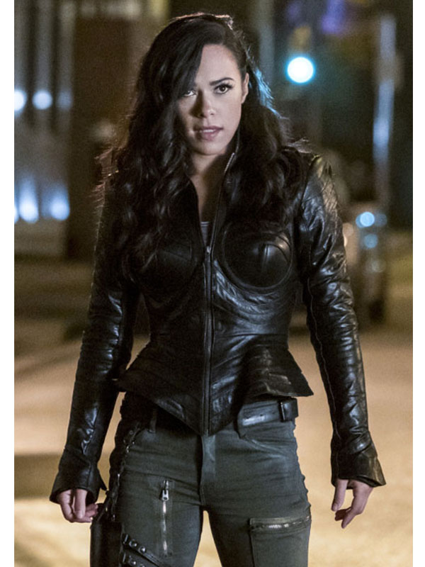 The Flash Jessica Camacho Jacket