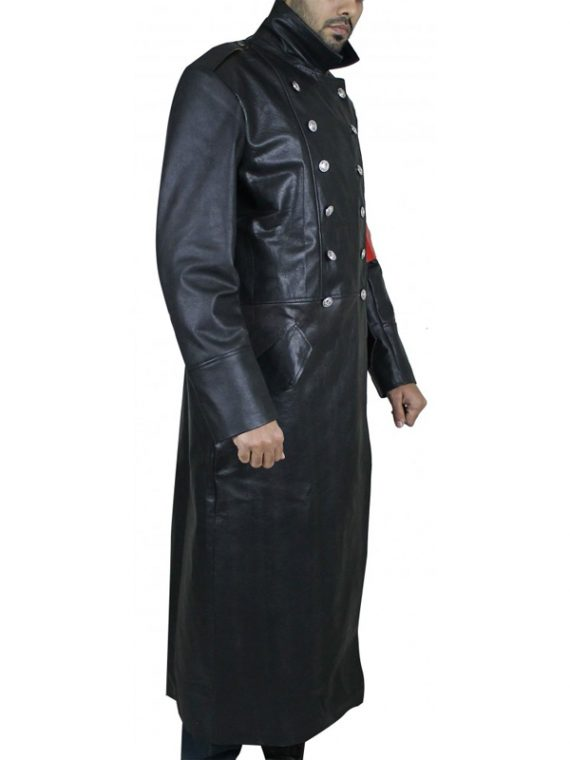 The Man In The High Castle Leather Coat