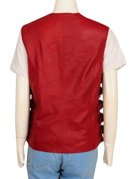 Zoe Washburne Leather Vest