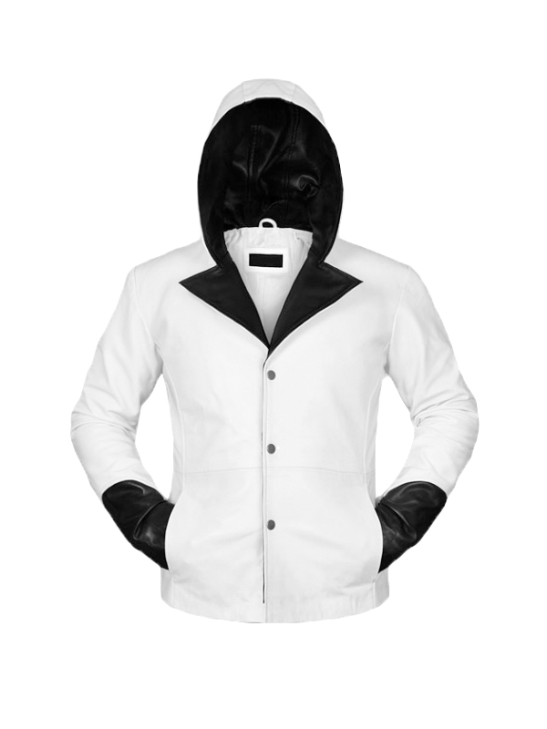 Devil May Cry White jacket