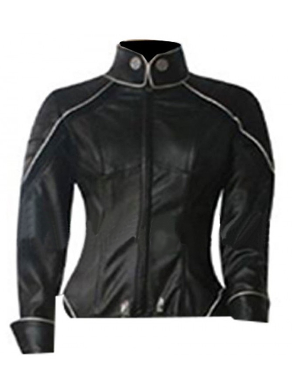 Storm Halle Berry Movie X Men Leather Jacket