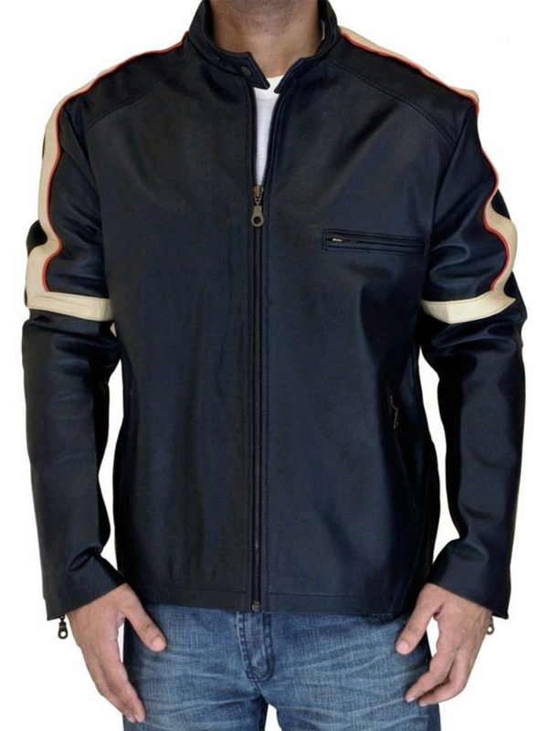 Tom Cruise Movie War Of The Worlds Leather Jacket