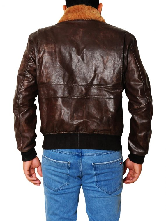 Welcome to the Jungle Leather Jacket