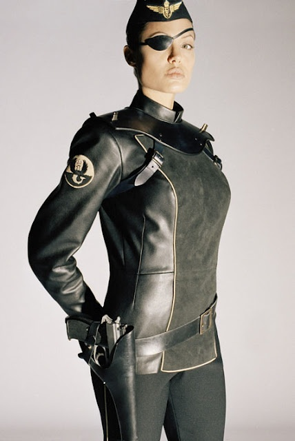 Sky Captain and The world of Tomorrow Leather Jacket