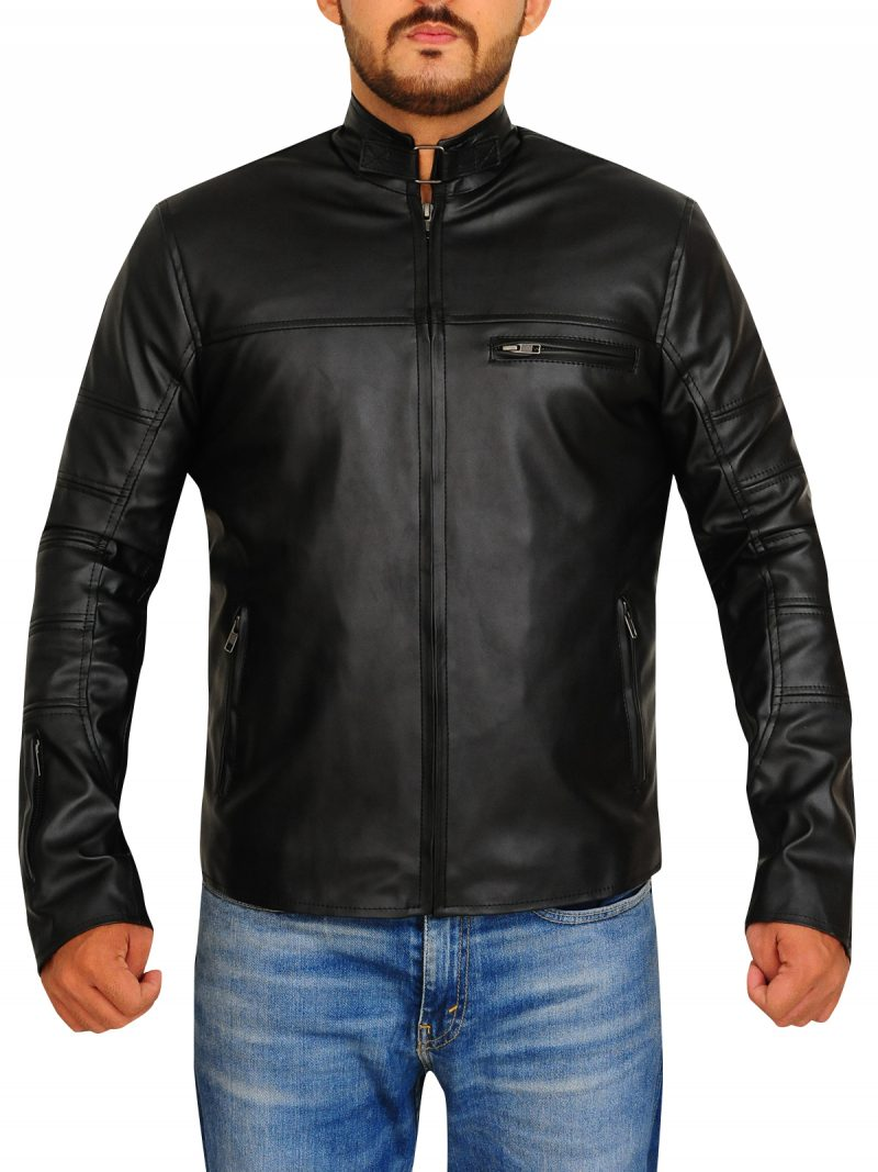 Terminator Jason Clarke Leather Jacket