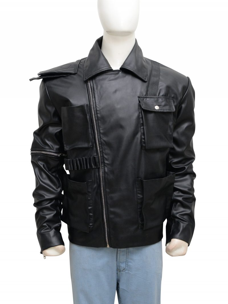 Tom Hardy Mad Max Fury Road Real Leather Jacket