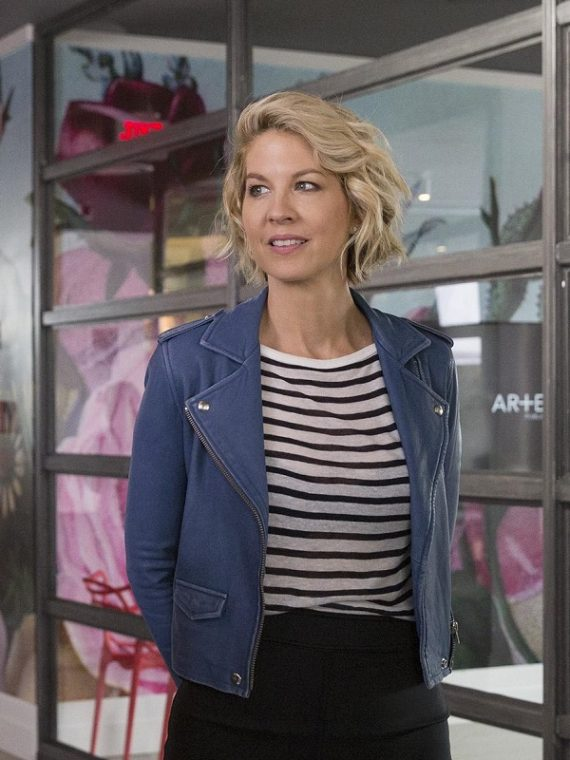 Jenna Elfman Imaginary Mary Alice Jacket